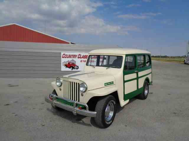 Picture of '49 Utility Wagon - M23N