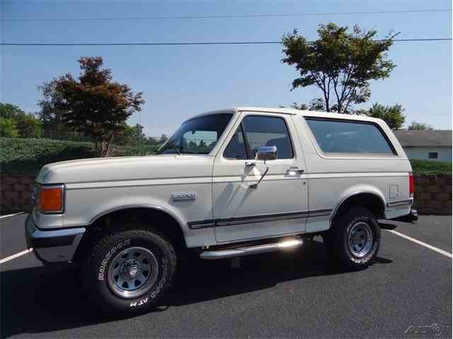 1987 Ford Bronco | 1020916