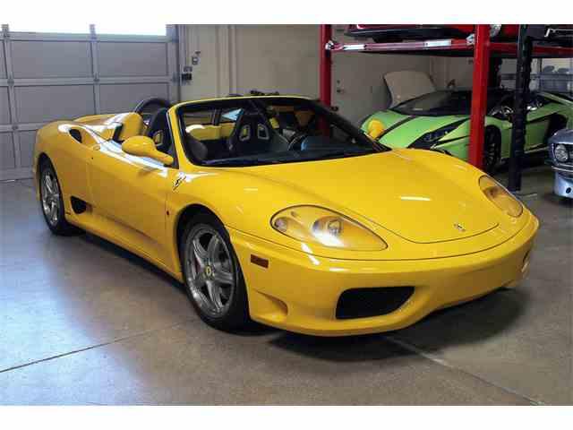 2001 Ferrari 360 | 1029160