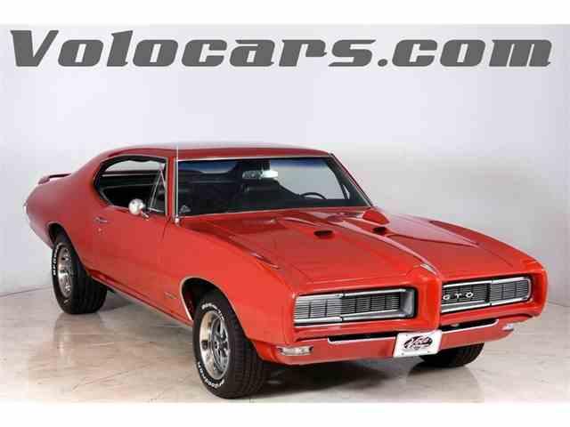 1968 Pontiac GTO | 1029164