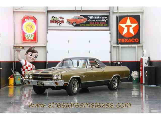Picture of 1970 Chevrolet El Camino located in Texas - M243
