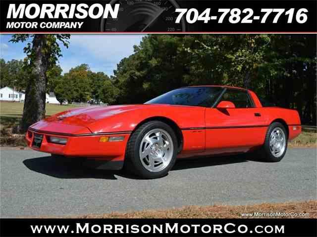 1990 Chevrolet Corvette | 1029177