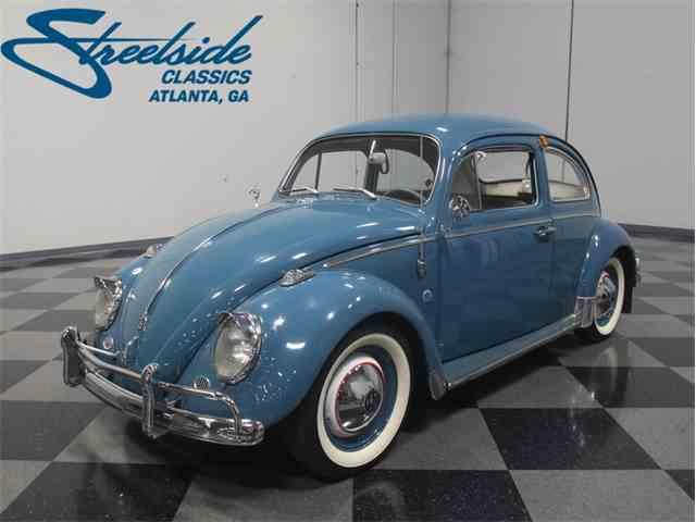 1963 Volkswagen Beetle | 1029200
