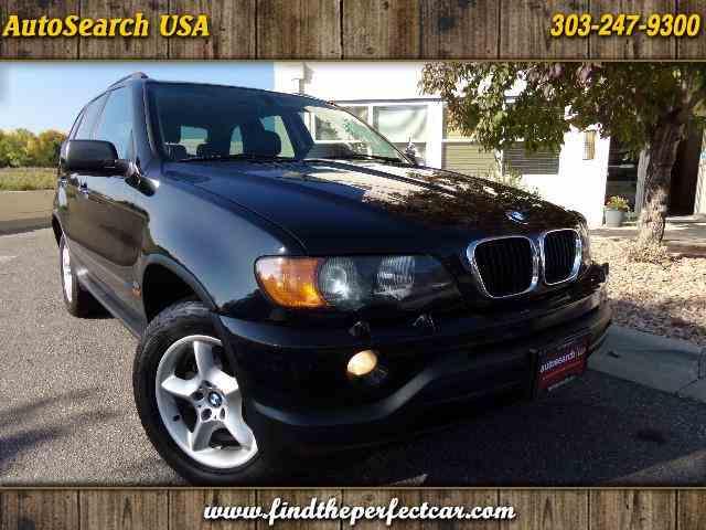 2003 BMW X5   1029209