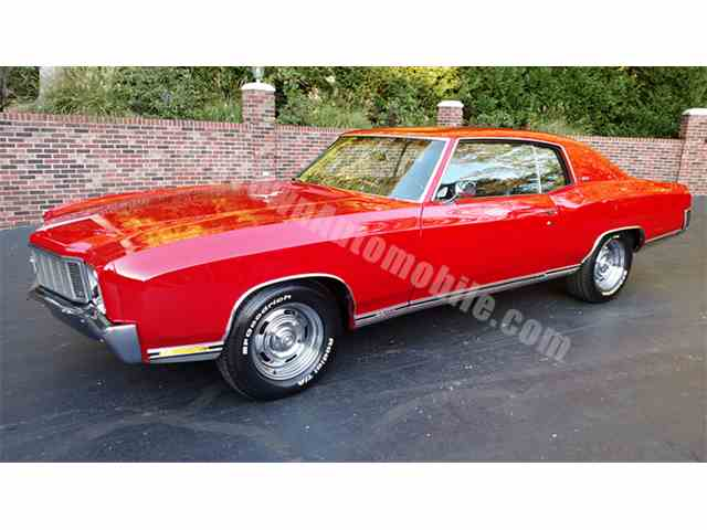 1971 Chevrolet Monte Carlo SS | 1029221