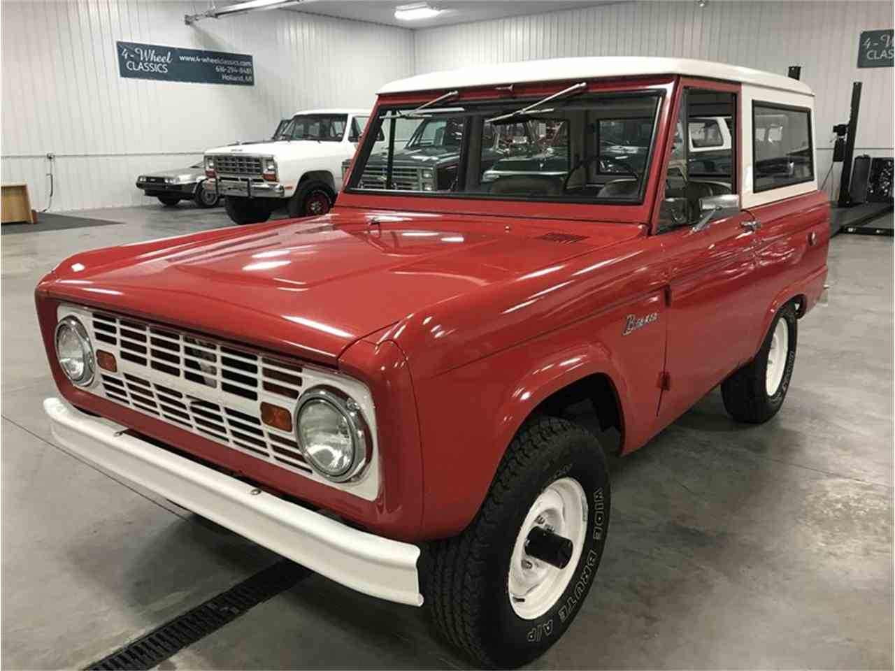 1966 ford bronco for sale cc 1029223. Black Bedroom Furniture Sets. Home Design Ideas