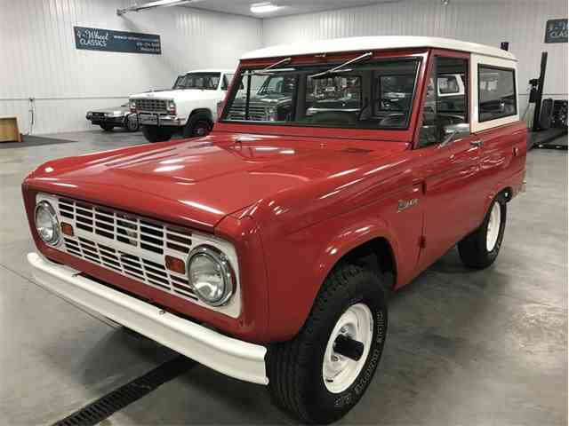 1966 Ford Bronco | 1029223
