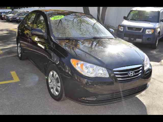 2010 Hyundai Elantra | 1029224