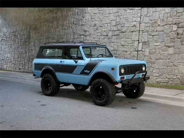 1973 International Harvester Scout II | 1029229