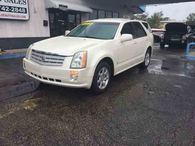 2007 Cadillac SRX | 1029237