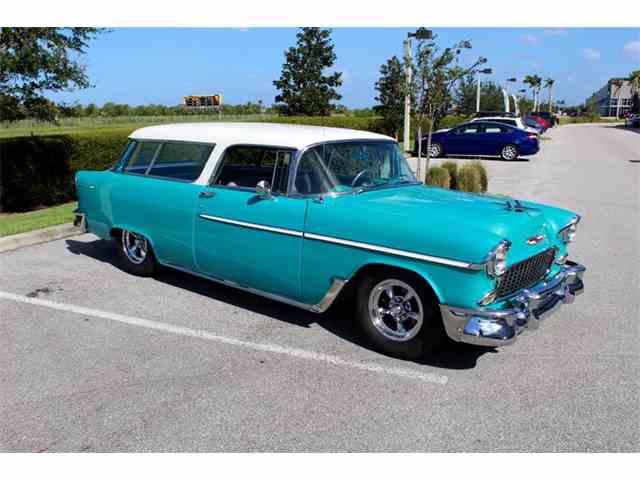 1955 Chevrolet Nomad | 1029243