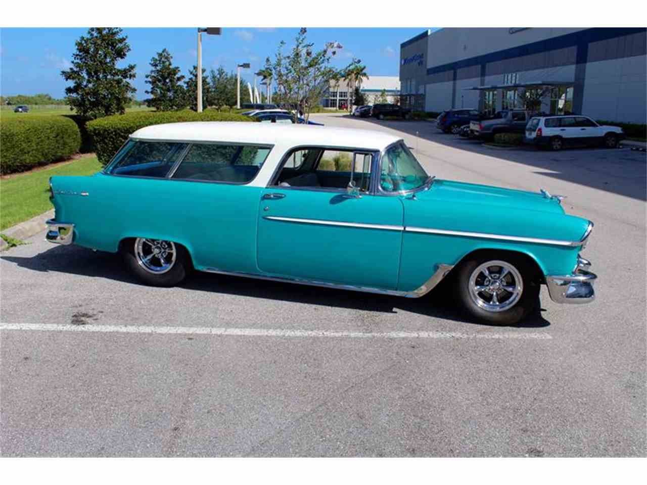 All Chevy 1955 chevrolet nomad : 1955 Chevrolet Nomad for Sale | ClassicCars.com | CC-1029243