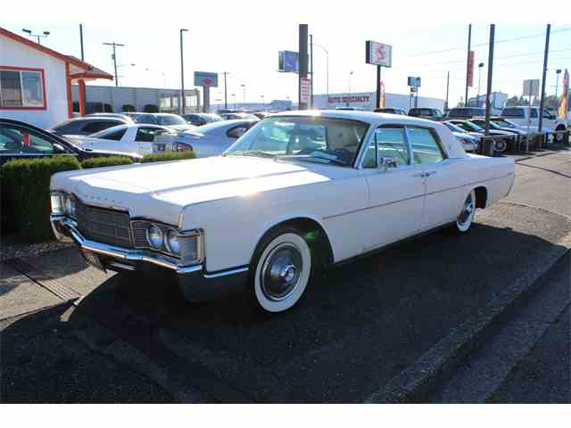 1969 Lincoln Continental   1029251