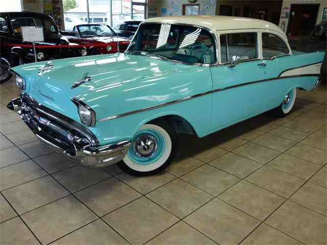 1957 Chevrolet 210 For Sale On Classiccars Com 51 Available