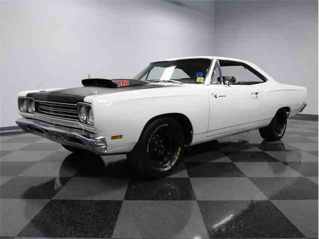 1969 Plymouth Road Runner M Code | 1020926