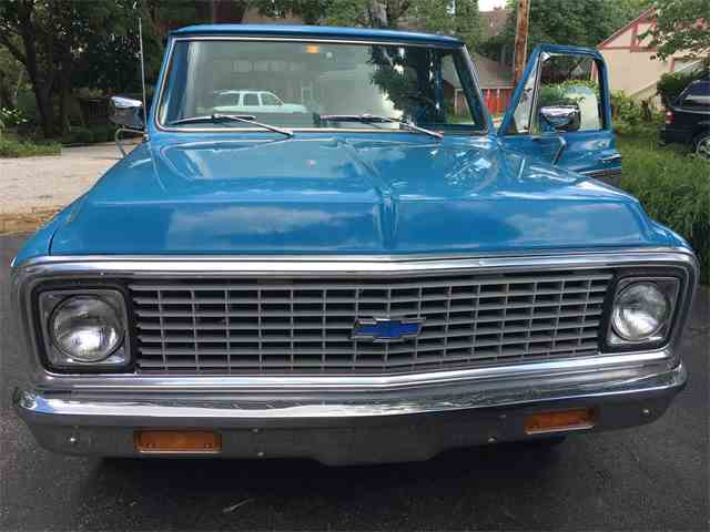 1972 Chevrolet C10 | 1029284