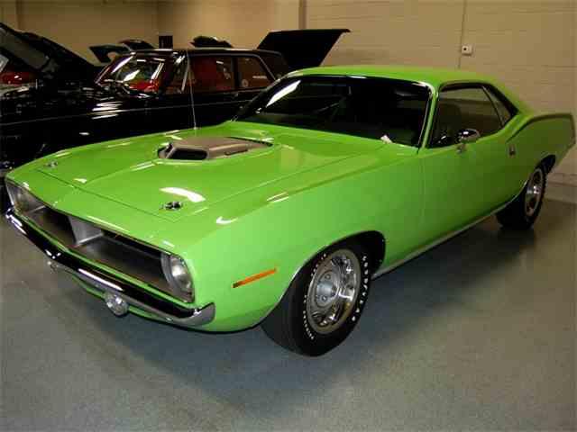 1970 Plymouth Cuda | 1029287