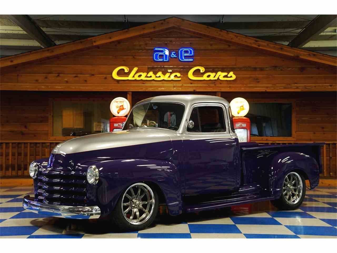 1948 Chevrolet Pickup for Sale on ClassicCars.com