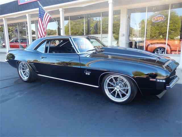 1969 Chevrolet Camaro SS | 1029292
