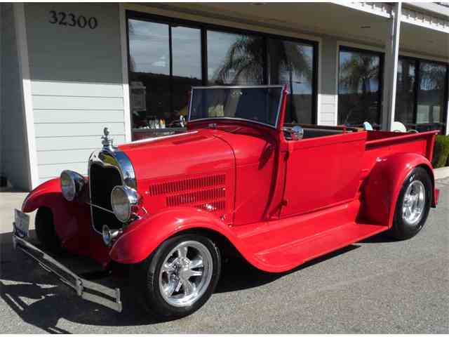 Picture of '29 Model A - M27P