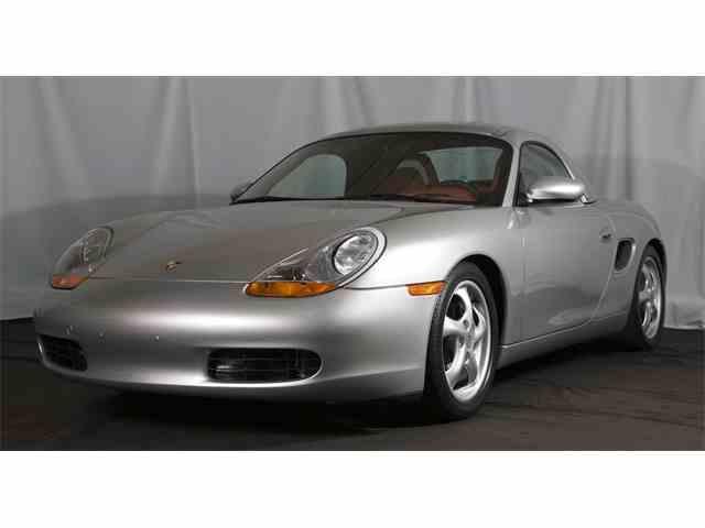 1997 Porsche Boxster | 1029308