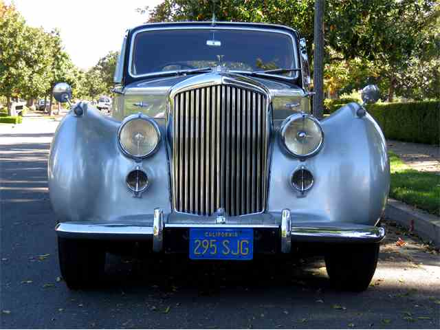 1951 Bentley Mark VI | 1029311