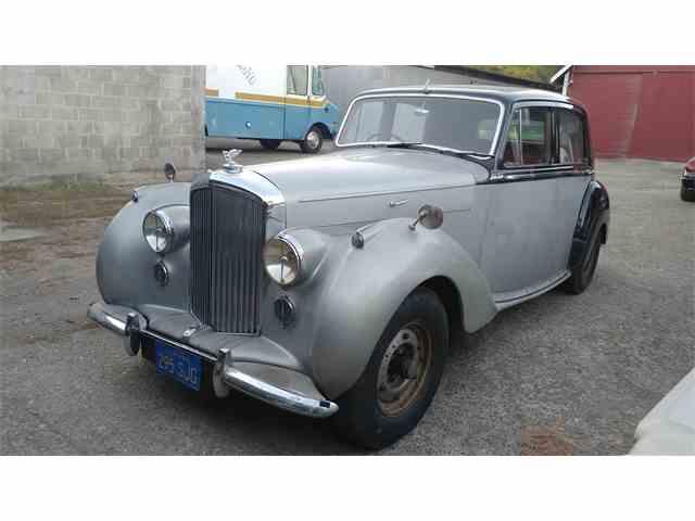 1951 Bentley Mark VI | 1029311