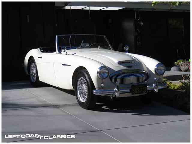 1962 Austin-Healey BT7 | 1029312
