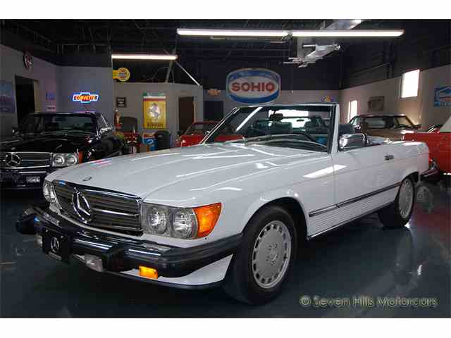 1986 Mercedes-Benz 560SL | 1029341