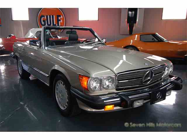1989 Mercedes-Benz 560SL | 1029342