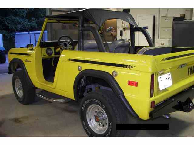 Picture of '76 Ford Bronco - M28W