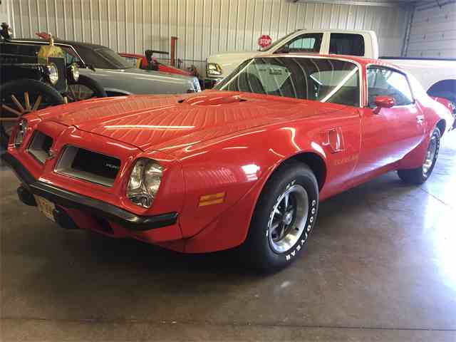 1974 Pontiac Firebird Trans Am | 1029346