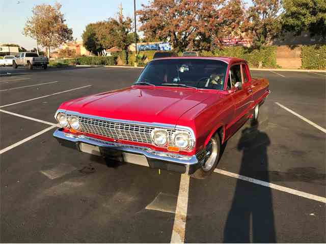 Picture of 1963 Chevrolet Bel Air located in CALIFORNIA Offered by a Private Seller - M28Z