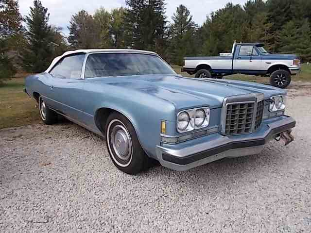 1974 Pontiac Grand Ville | 1029351