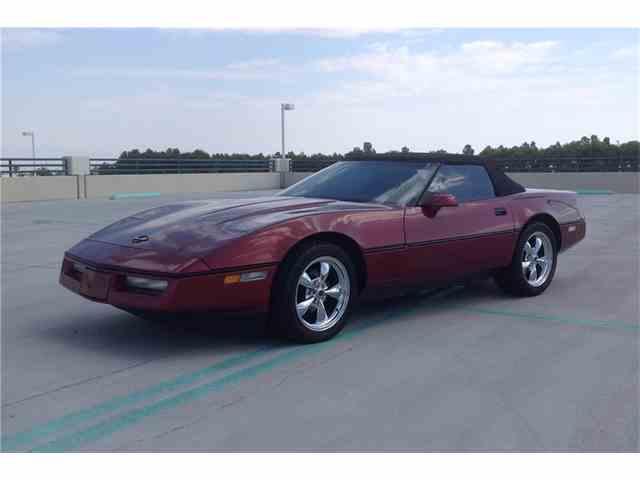 1986 Chevrolet Corvette | 1029364
