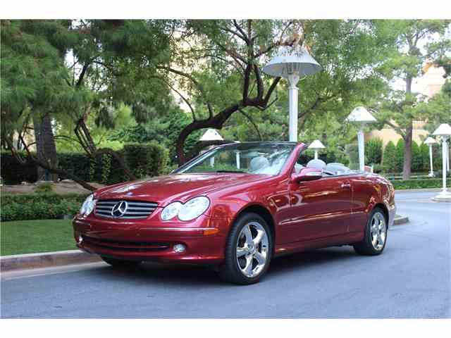 2005 Mercedes-Benz CLK320 | 1029365