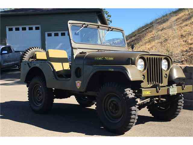 1954 Jeep Military | 1029371