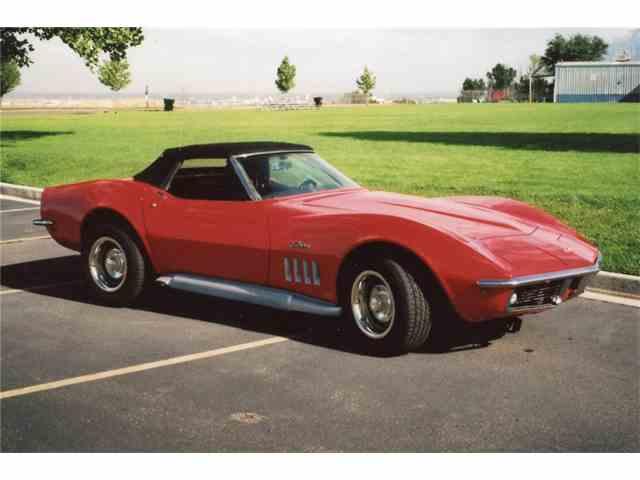 1969 Chevrolet Corvette | 1029374