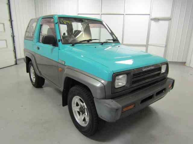 1991 Daihatsu Rocky | 1029375