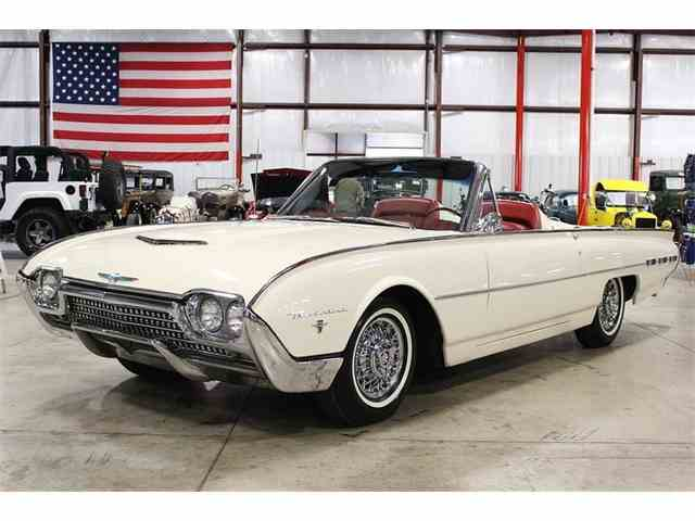 1962 Ford Thunderbird | 1029376