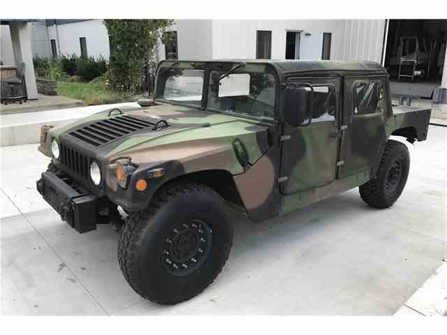 1993 Hummer H1 | 1029378