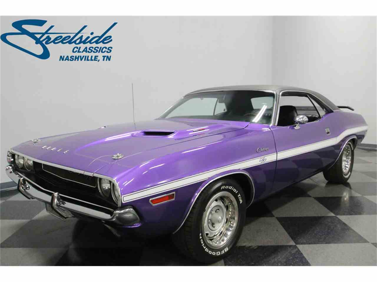 Large Picture of '70 Dodge Challenger R/T located in Tennessee Offered by Streetside Classics - Nashville - M29Z