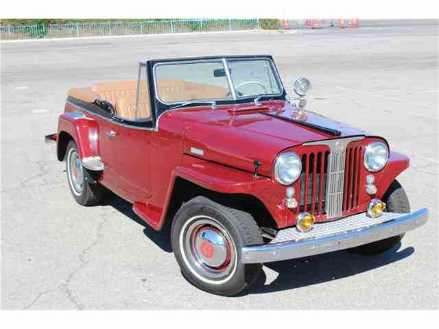 1949 Willys Jeepster | 1029386