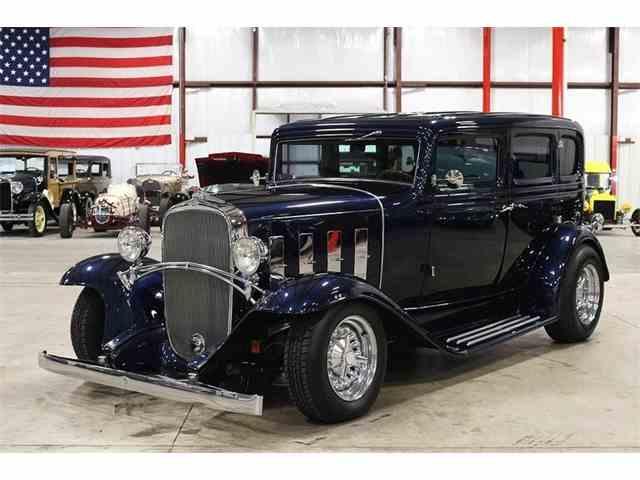 1932 Chevrolet Sedan | 1029391