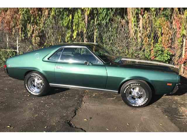 1968 AMC AMX | 1029392