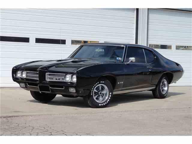 1969 Pontiac GTO | 1029393
