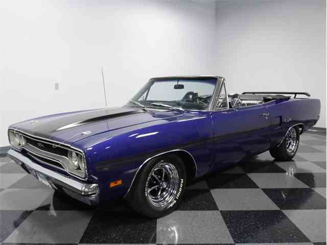 1970 Plymouth GTX Tribute Satellite | 1020941