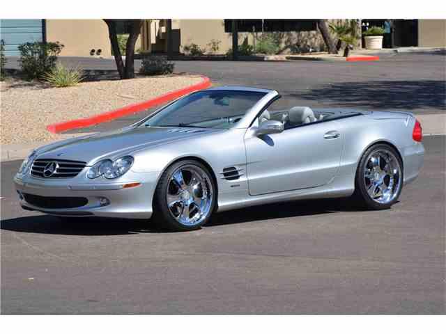 2003 Mercedes-Benz SL500 | 1029410
