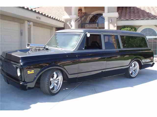 1970 Chevrolet Suburban | 1029422