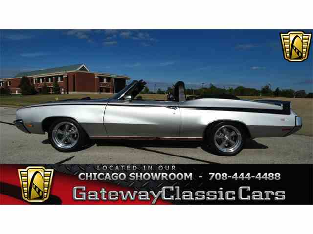 Picture of Classic '71 Buick Gran Sport located in Illinois - $76,000.00 Offered by Gateway Classic Cars - Chicago - M2B9